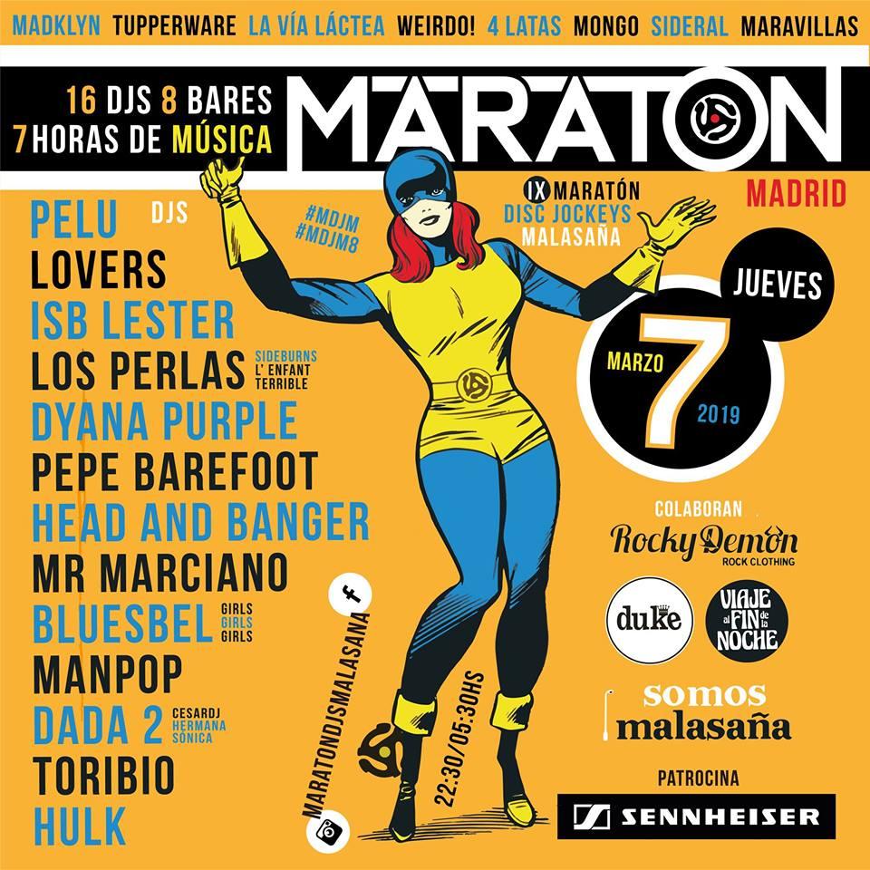 maraton djs