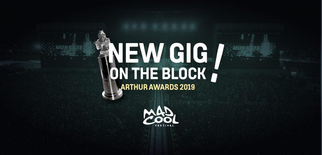 Mad Cool Festival gana premio Arthur