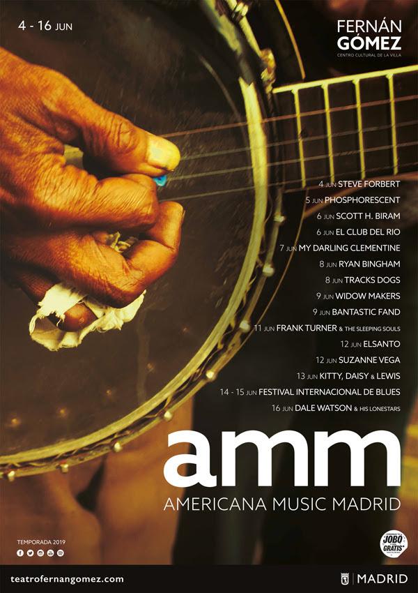 americana music madrid nace este junio