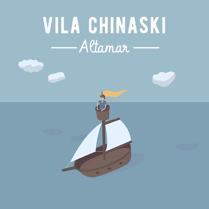 Vila Chinaski presenta Altamar en Valladolid y Madrid
