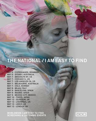 the national mad cool festival madrid i´m easy to find