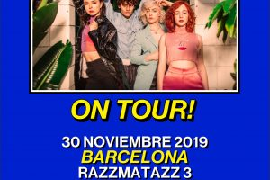 the regrettes en Madrid y Barcelona