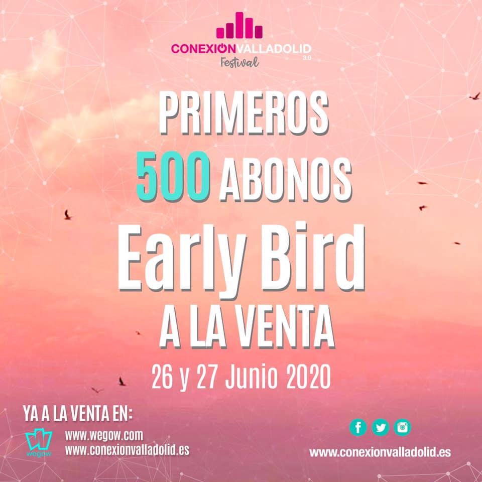 conexion valladolid 2020