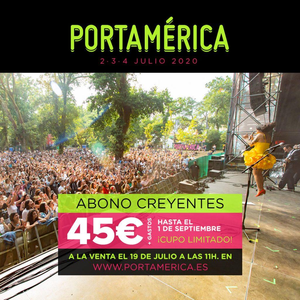 PortAmérica 2020 - abono creyentes