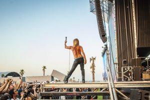 Foto: Alejandro del Estal. Iggy Pop en Mad Cool Festival 2019