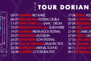Dorian fiestas de Valladolid 2019