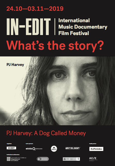 PJ HARVEY A DOG CALLED MONEY in edit 2019