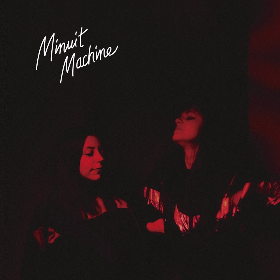 minuit machine en Madrid y Barcelona