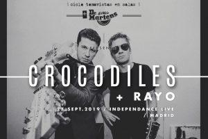 tomavistas ciudad 2019 crocodiles crónica