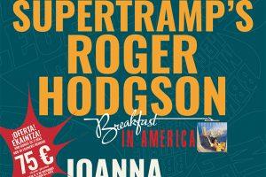 BBK Music Legends roger hodgson y joanna connor 2020