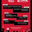 Sports Team, The Parrots, ARizona Baby y más en la gira Vibra Mahou y Mad Cool Festival