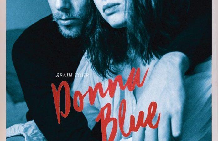 donna blue gira