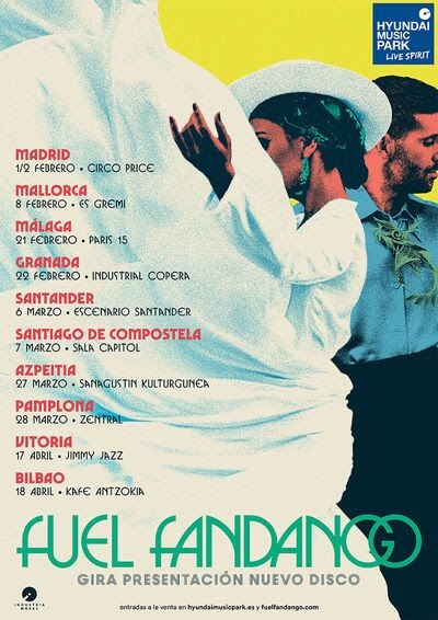 Fuel Fandango anuncian primeras fechas de presentación de 'Origen' - Notedetengas Magazine | Notedetengas Magazine
