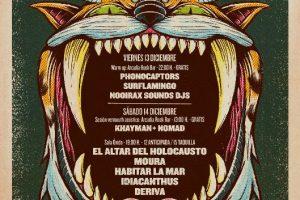 nooirax festival 2019 en guadalajara