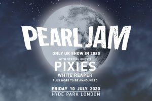 pearl jam only uk show in 2020 in bst hyde park