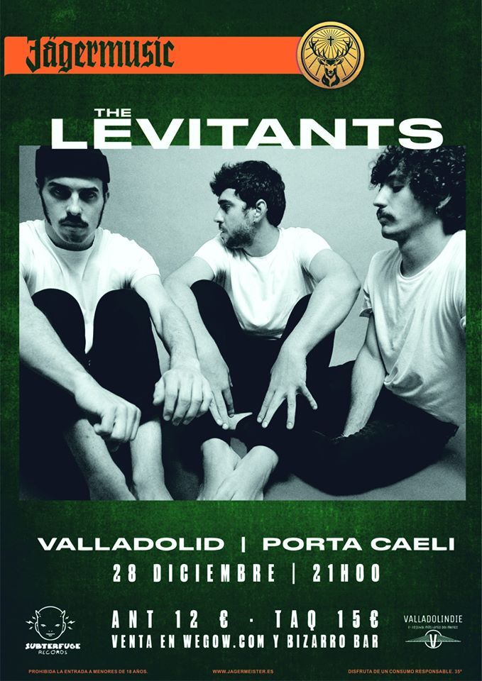 the levitants porta caeli Valladolid