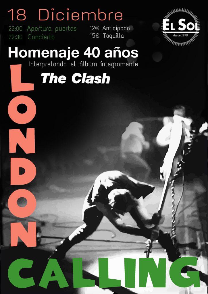 the clash en la sala el sol