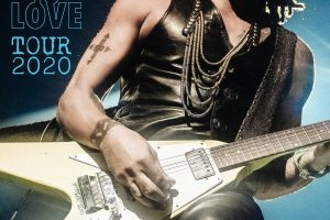 """lenny kravitz  anuncia nueva gira mundial """"HERE TO LOVE"""" con parada en Madrid el próximo 26 de julio 2020 en el Wizink Center"""