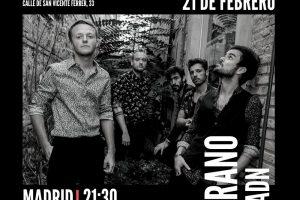 Tirano presentan Belladona en febrero en Madrid