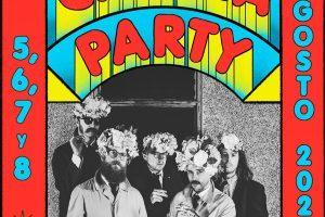 idles cabeza de cartel del canela party 2020