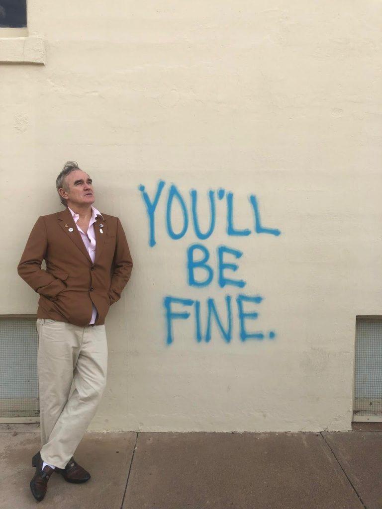 Morrissey nuevo single 2020