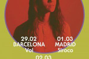 lady lamb presenta nuevo disco en Madrid y Barcelona