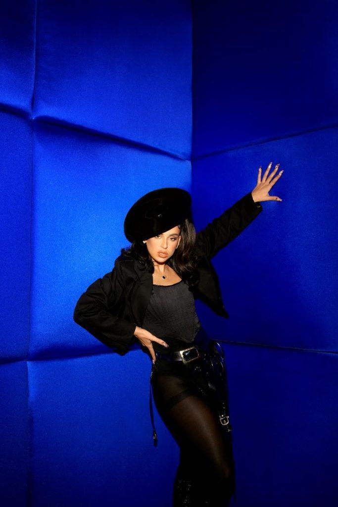Nathy Peluso presenta 'Business Woman'