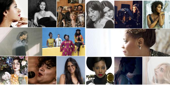 programación marzo sala clamores mes de la mujer 2020