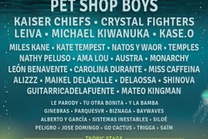 Kaiser Chiefs y Jeff Mills nuevos cabezas de cartel del Mallorca Live 2020