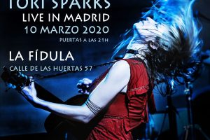 Tori Sparks presenta 'Wait No More' en Madrid por partida doble