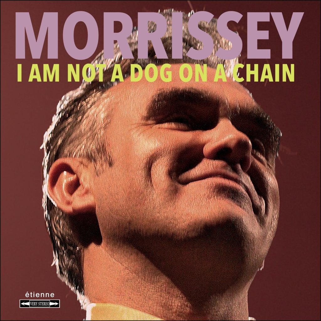 Morrissey 'I´m not a dog on a chain'