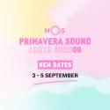 nos primavera sound 2020 en septiembre