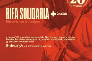 Ebrovision y rifa solidaria para ayudar a los afectados del covid-19