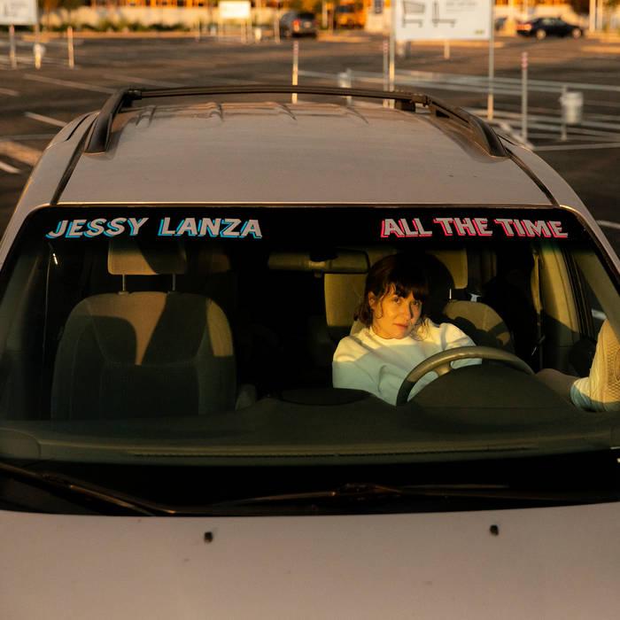 All the time nuevo disco de Jessy Lanza