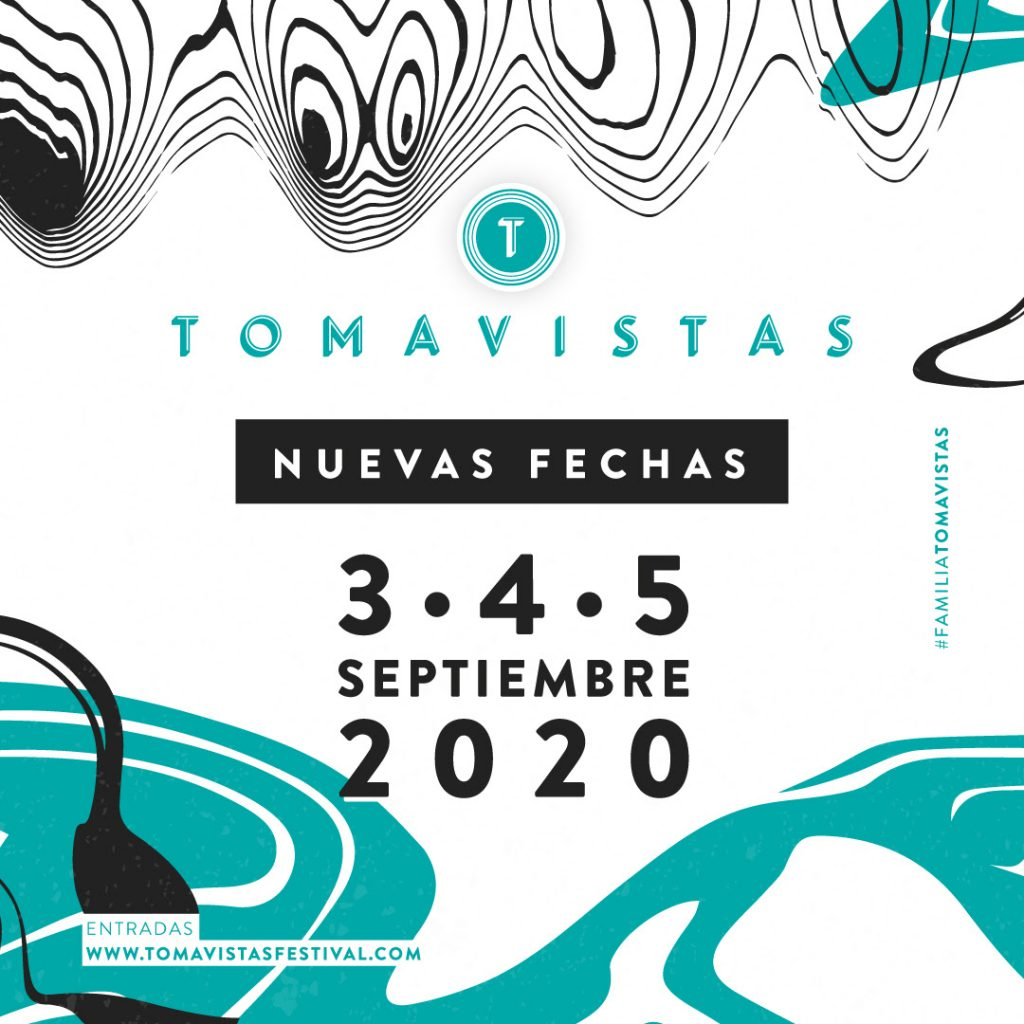 Tomavistas Festival pasa a septiembre
