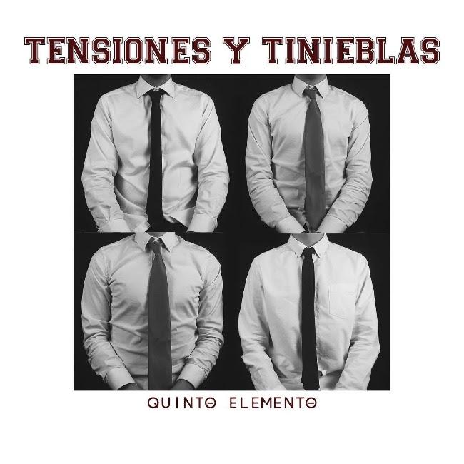 Tensiones y Tinieblas, nuevo tema de Quinto Elemento