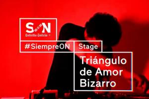 triángulo de amor bizarro presentan su último disco con ON Stage