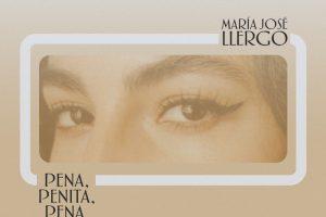 María José Llergo sale por 'Pena, Penita, Pena'