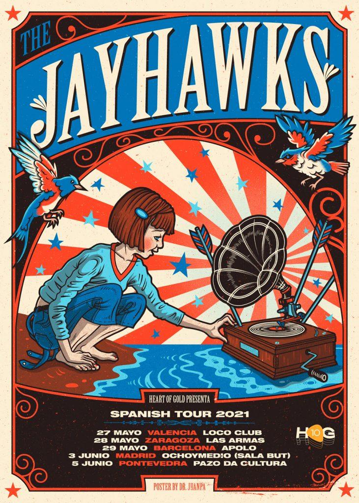 Gira de The Jayhawks pospuesta a mayo y jumio del próximo año