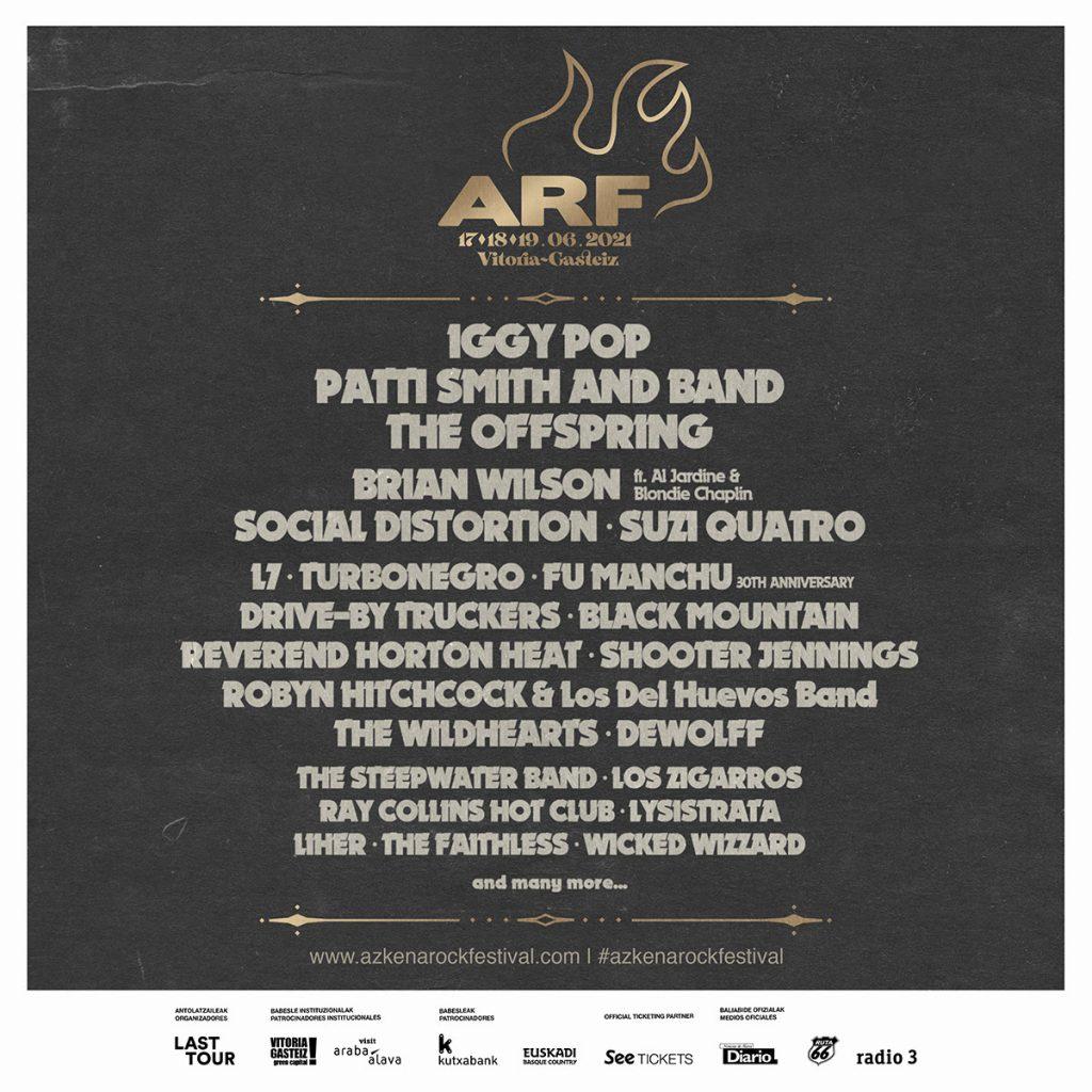 Azquena rock 2021