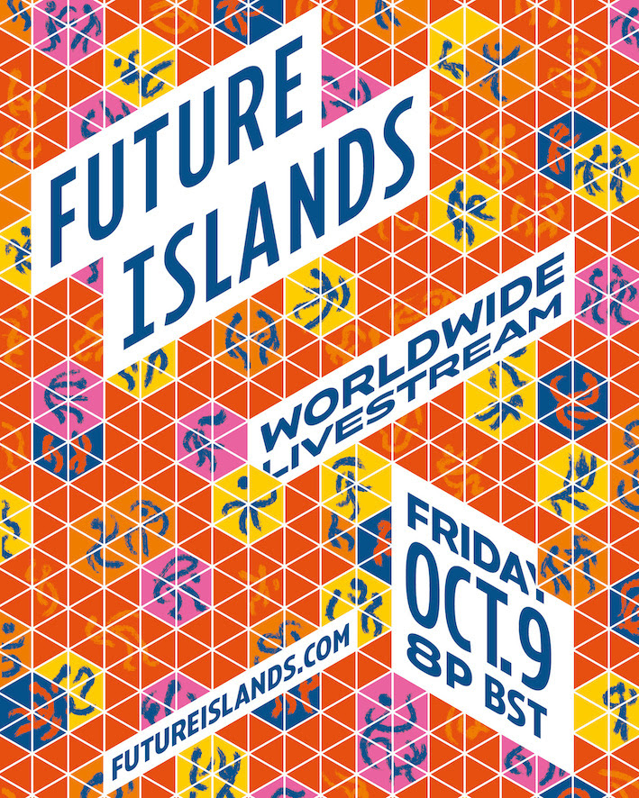 future islands worldwide livestream