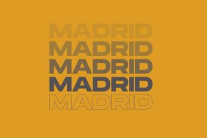 Madrid de Pájaro Sunrise