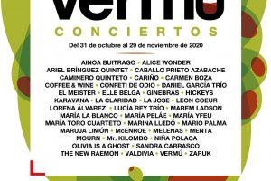 conciertos vermú en la comunidad de madrid