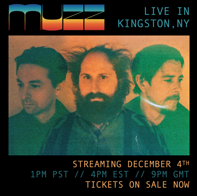 muzz live in kingston new york city