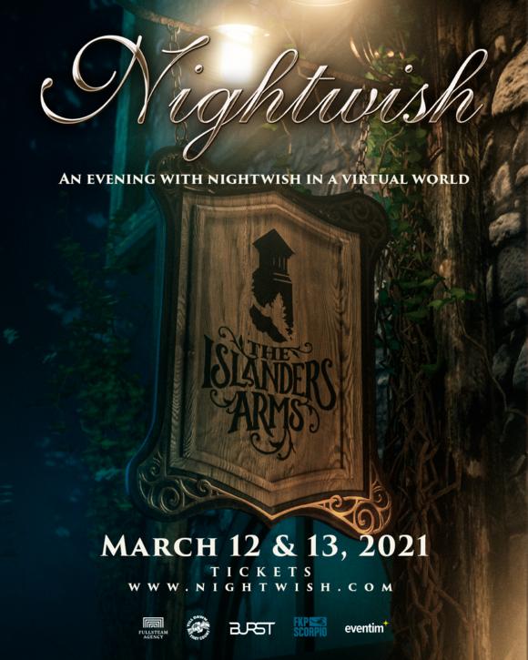 nightwish virtual world