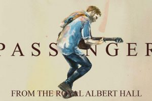 passenger royal albert hall london