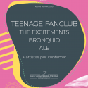 Teenage Fanclub, The Excitements, Bronquio y ALE, primeras confirmaciones de 17° Ribeira Sacra Festival 2021