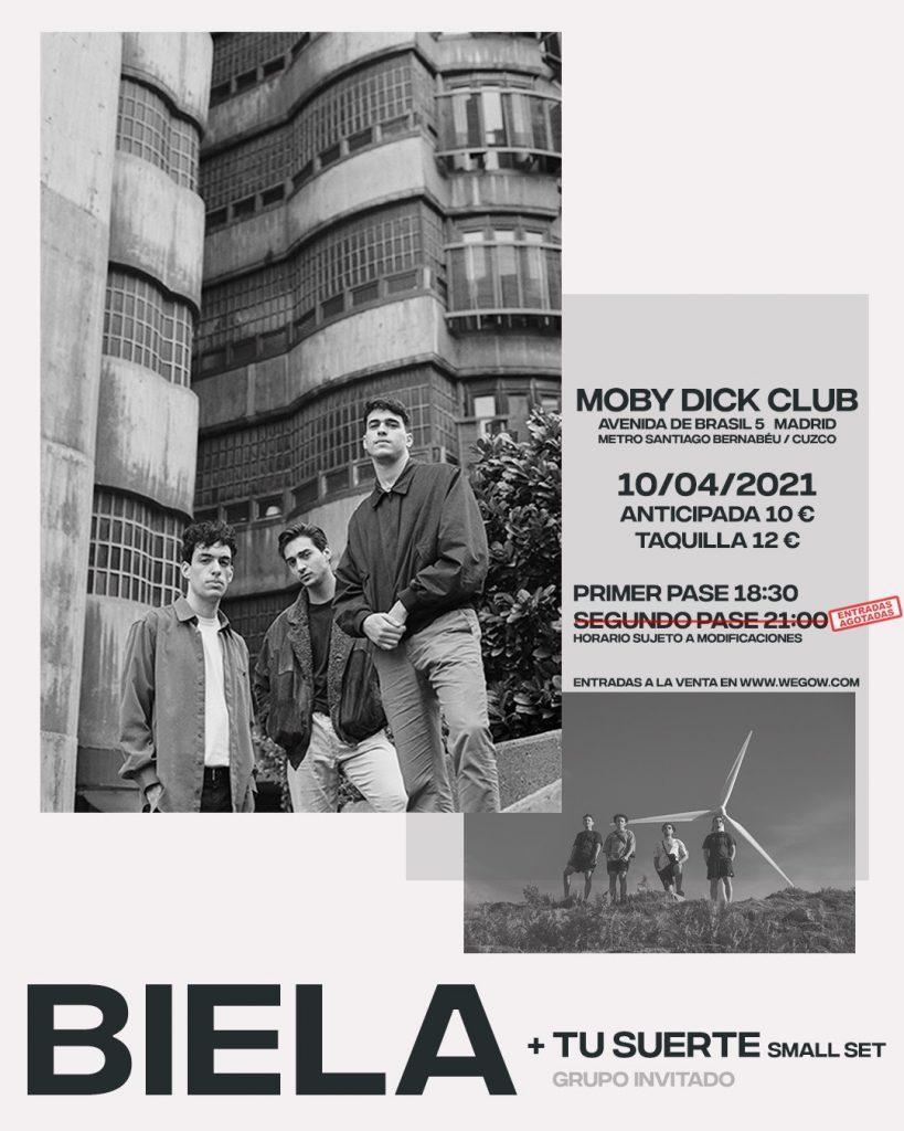 Biela Moby Dick club