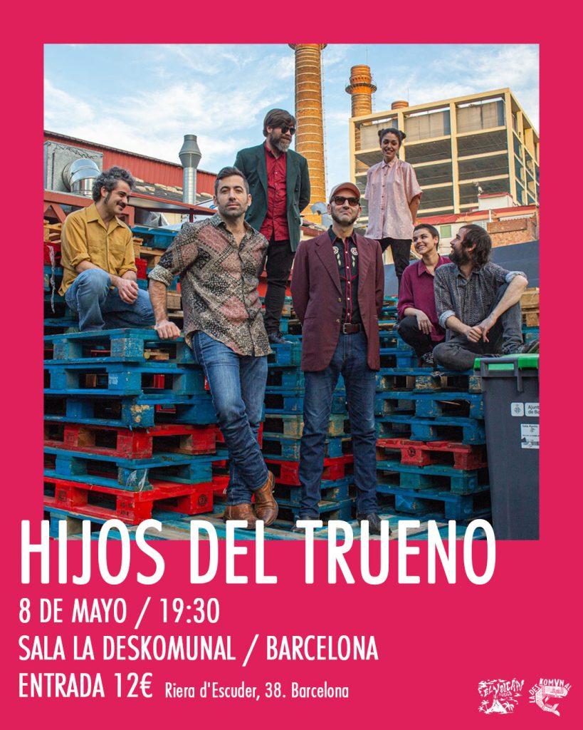 hijos-del-trueno-deskomunal-barcelona