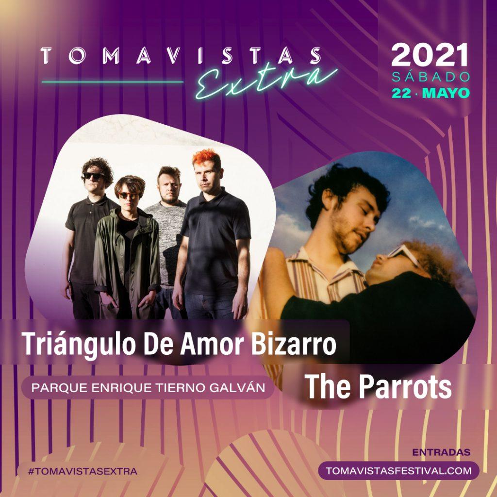 TRIÁNGULO - PARRROTS - JORNADA